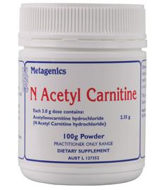 n-acetyl-carnitine